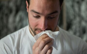 Can seasonal allergies cause dry mouth?